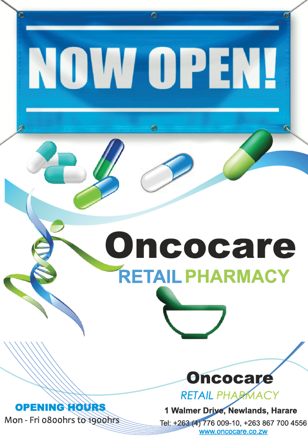 Retail Pharmacy Flyer
